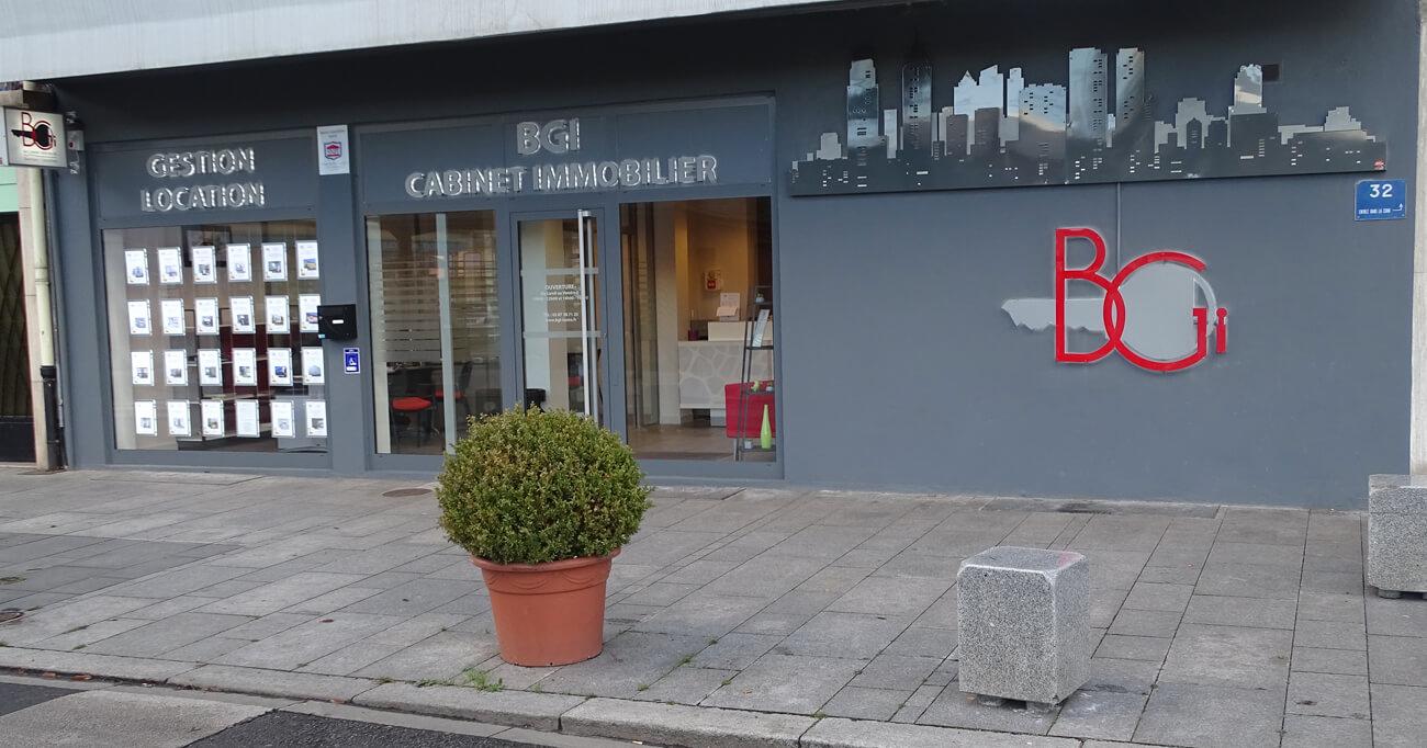 Bgi Cabinet Immobilier